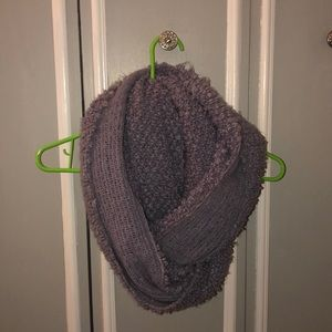 Urban outfitters lavender infinity scarf